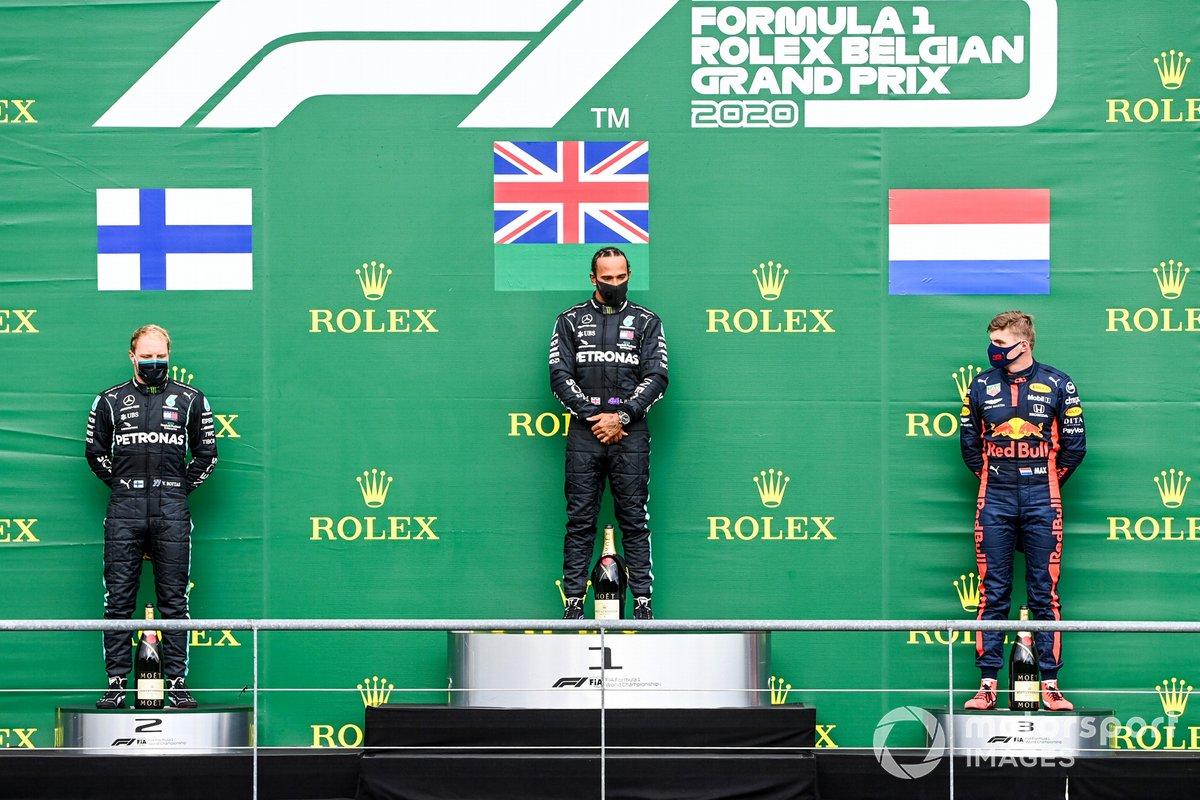 GP de Bélgica 2020