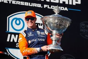 Campeón Scott Dixon, Chip Ganassi Racing Honda