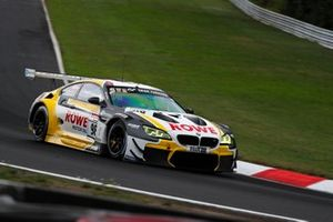 #98 ROWE Racing BMW M6 GT3: Marco Wittmann, Lucas Auer, Stef Dusseldorp