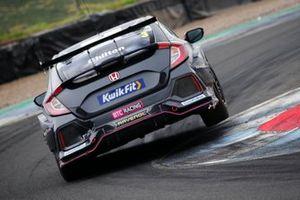 Tom Chilton, BTC Racing Honda Civic Type R