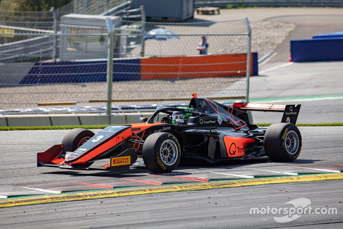 Chovet Pierre Louis, F3 Tatuus 318 A.R. #3, Van Amersfoort Racing
