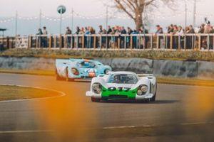 Porsche 917-001 (1969), Porsche 917 KH (1971)