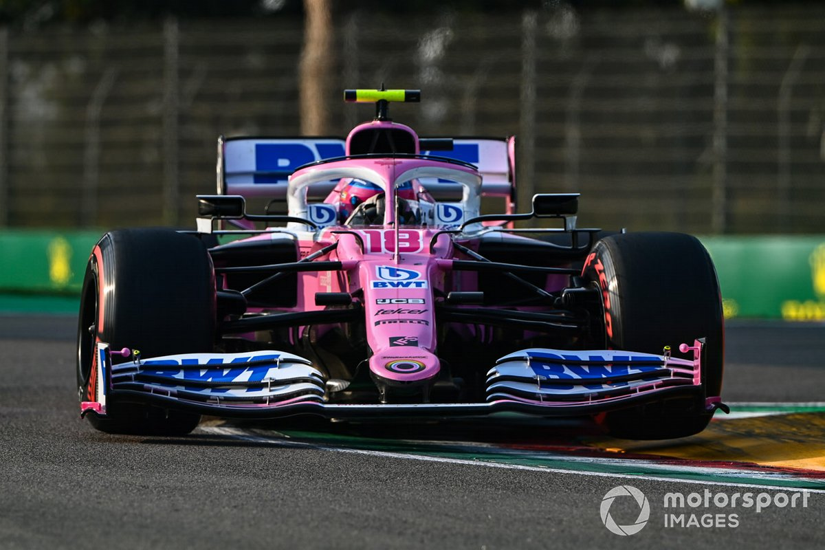 Lance Stroll, Racing Point: 3 puan