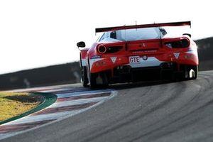 #74 Kessel Racing Ferrari F488 GTE EVO: Michael Broniszewski, David Perel, Nicola Cadei