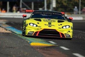 #98 Aston Martin Racing - Aston Martin Vantage AMR: Paul Dalla Lana, Ross Gunn, Agusto Farfus