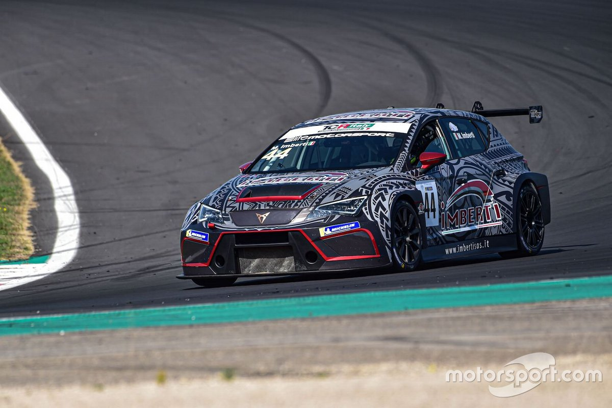 Michele Imberti, Elite Motorsport, Cupra TCR
