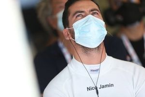 #31 Panis Racing Oreca 07- Gibson: Nicolas Jamin