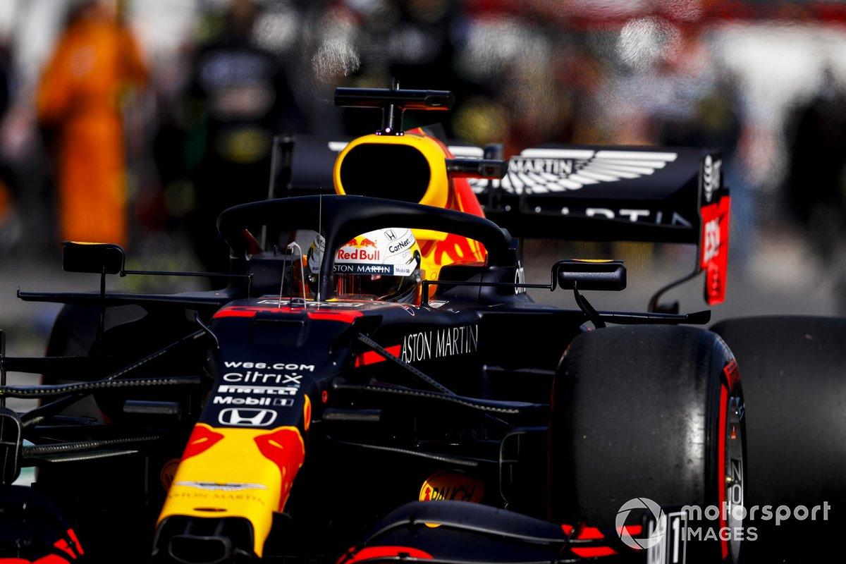 Nürburgring: Max Verstappen (Red Bull)