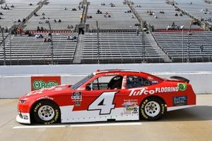 Jesse Little, JD Motorsports, Chevrolet Camaro Tufco Flooring