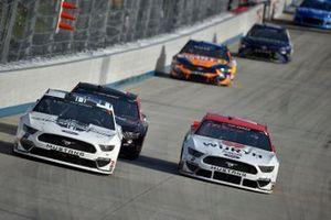 Joey Gase, Petty Ware Racing, Ford Mustang, Brad Keselowski, Team Penske, Ford Mustang Wurth