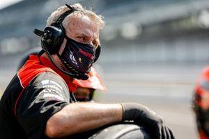 Miembro del equipo de Santino Ferrucci, Dale Coyne Racing with Vasser Sullivan Honda