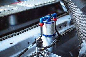 Детали системы пневмодомкратов Audi RS3 TCR