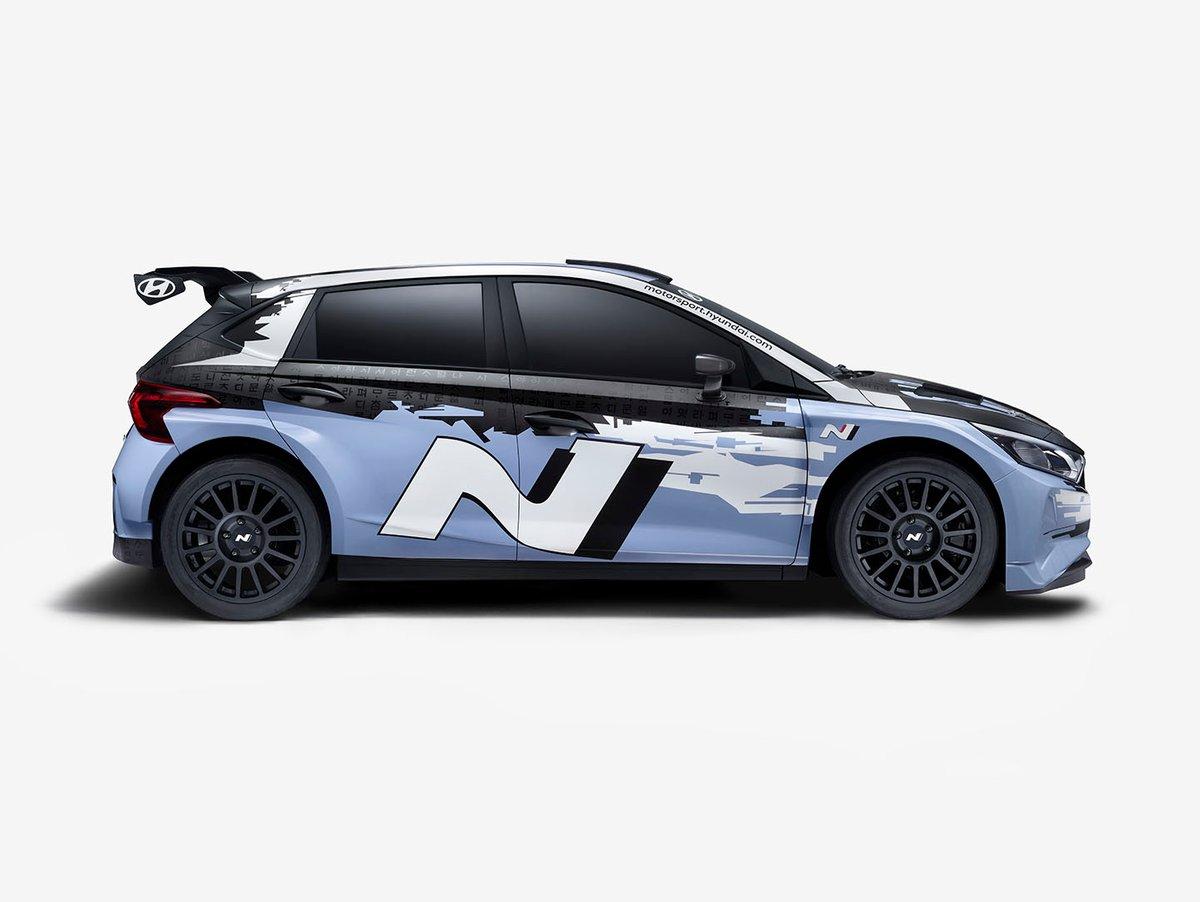 Hyundai i20 N Rally2