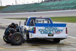 Parker Kligerman, Henderson Motorsports, Chevrolet Silverado Food Country