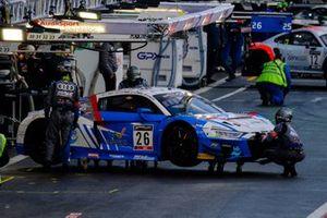 #26 Sainteloc Racing Audi R8 LMS GT3: Gregory Paisse, Christophe Cresp, Pierre Yves Paque, Steven Palette