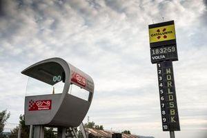 Aspectos del Circuito de Barcelona-Catalunya
