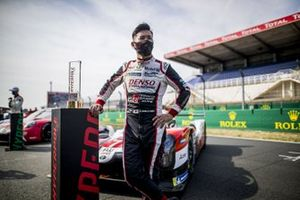 Polesitter: #7 Toyota Gazoo Racing Toyota TS050: Kamui Kobayashi