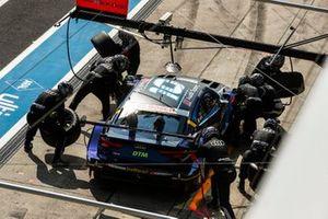 Harrison Newey, Audi Sport Team WRT, Audi RS 5 DTM, pitstop