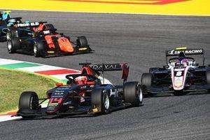 Enzo Fittipaldi, HWA Racelab devance Alexander Smolyar, ART Grand Prix