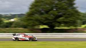 #23 Speedworks Motorsport Toyota GR Supra GT4: Sam Smelt, James Kell