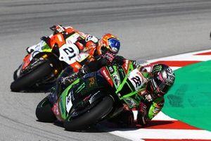 Alex Lowes, Kawasaki Racing Team, Michael Ruben Rinaldi, Team Goeleven