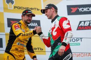 Кирилл Ладыгин, Lada Sport Rosneft, Павел Кальманович, AG Team