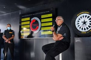 Lançamento dos pneus Pirelli para o WRC 2021