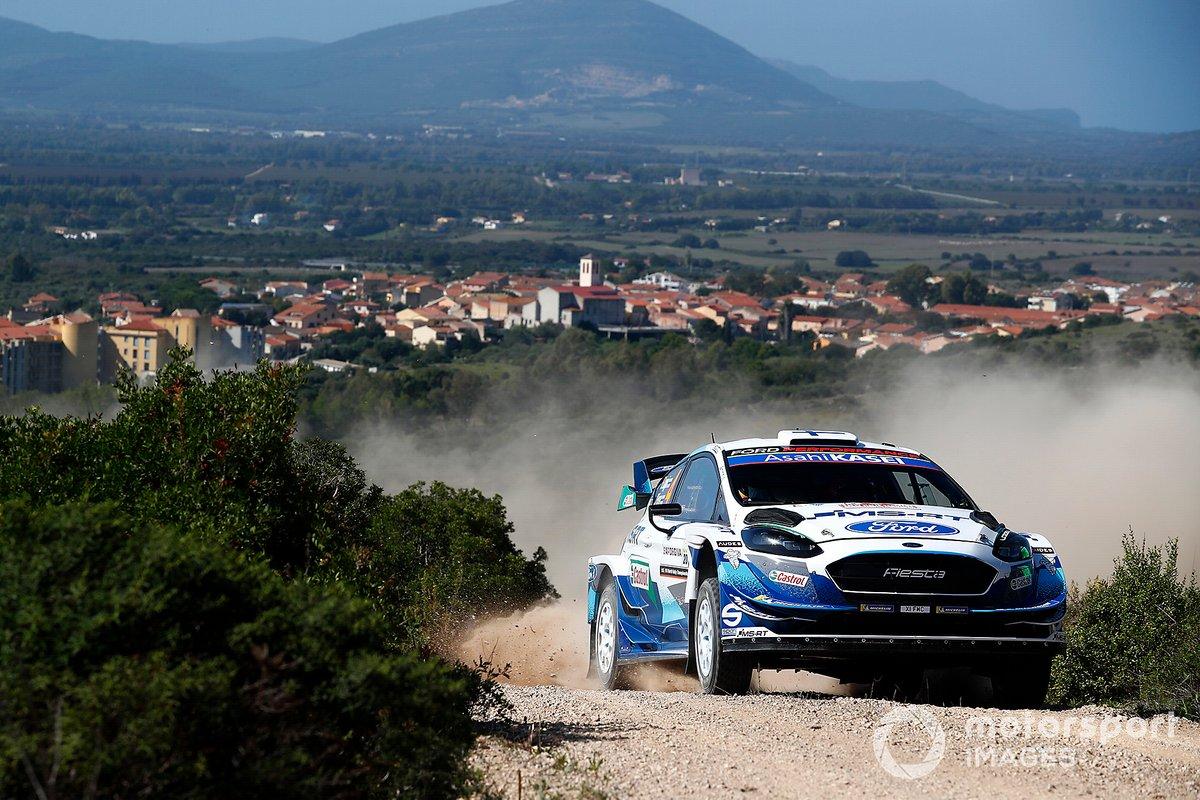 Esapekka Lappi, Janne Ferm, M-Sport Ford WRT Ford Fiesta WRC WRC