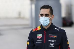 Sebastien Buemi, Test and Reserve Driver, Red Bull Racing
