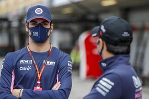 Lance Stroll, Racing Point, Sergio Perez, Racing Point