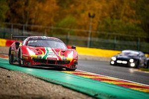 #51 AF Corse Ferrari 488 GT3: Alessandro Pier Guidi, Nicklas Nielsen, James Calado