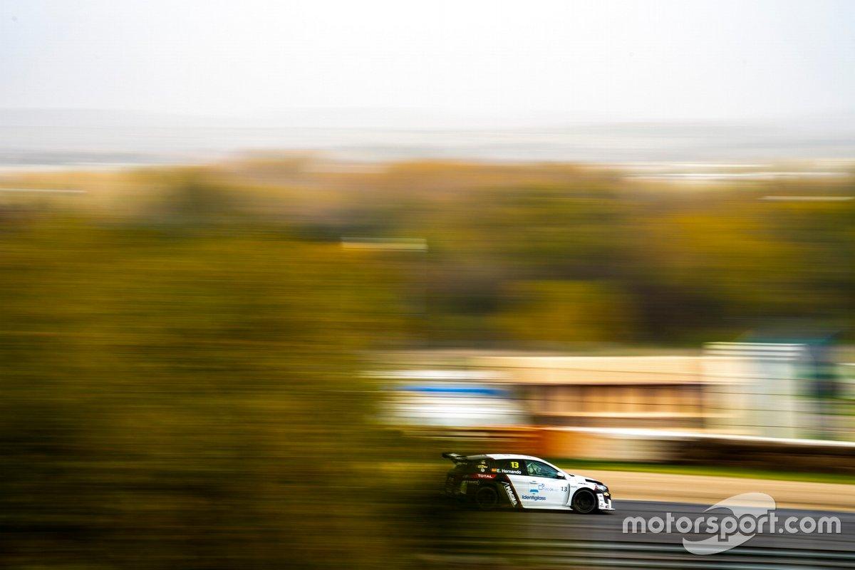 Enrique Hernando, SMC Junior Motorsport, Peugeot 308 TCR