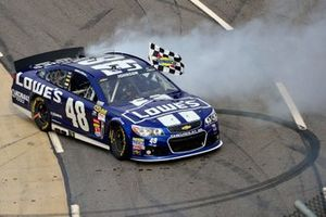 1. Jimmie Johnson, Hendrick Motorsports Chevrolet