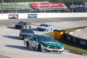 James Davison, Rick Ware Racing, Ford Mustang VIR