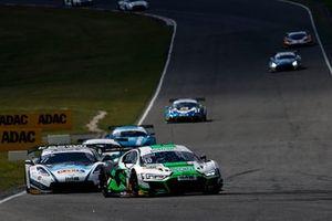 #30 Team WRT Audi R8 LMS: Rolf Ineichen, Mirko Bortolotti