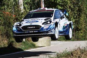 Adrien Formaux, Reanud Jamoul, Ford Fiesta WRC Plus. M-Sport World Rally Team