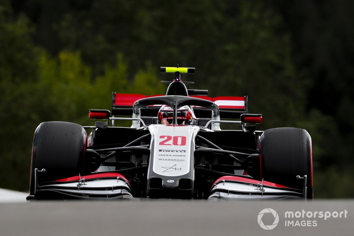 P20 Kevin Magnussen, Haas VF-20