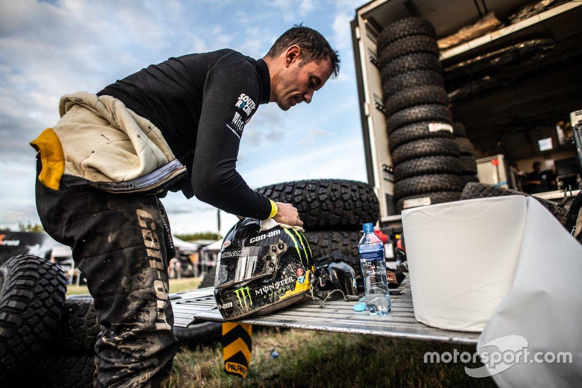 Gerard Farrés, Armand Monleón, Monster-Energy South Racing