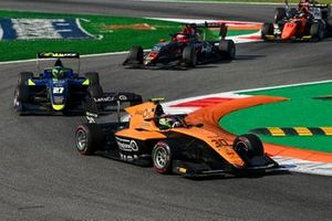 Alessio Deledda, Campos Racing and David Schumacher, Carlin