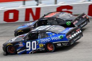 Dexter Bean, DGM Racing, Chevrolet Camaro, Vinnie Miller, B.J. McLeod Motorsports, Chevrolet Camaro Koolbox Ice