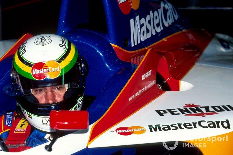 Ricardo Rosset, Mastercard Lola T97/30
