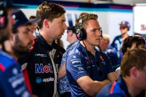 Chaz Mostert and Ryan Walkinshaw, Walkinshaw Andretti United