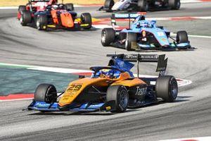 Alexander Peroni, Campos Racing And Matteo Nannini, Jenzer Motorsport