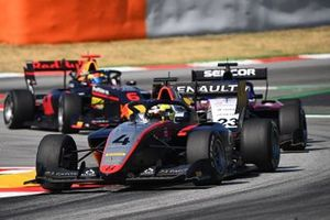 Max Fewtrell, Hitech Grand Prix, Roman Stanek, Charouz Racing System