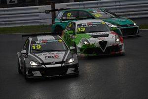 Shuji Maejima, GO&FUN Squadra Corse, Alfa Romeo Giulietta TCR