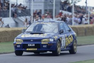 Colin McRae, Prodrive Subaru Impreza WRC
