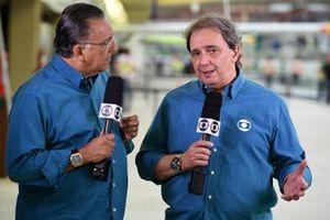 Reginaldo Leme, TV Globo