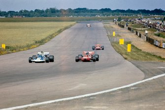 John Surtees, Surtees TS9 Ford, Ronnie Peterson, March 711 Ford