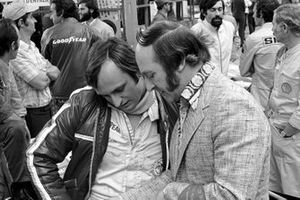 Les Leston and Chris Amon, Matra
