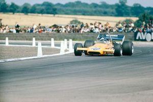 Peter Gethin, McLaren M19A Ford, GP di Gran Bretagna del 1971